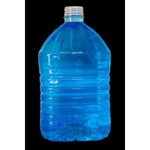 industry standard PET bottles